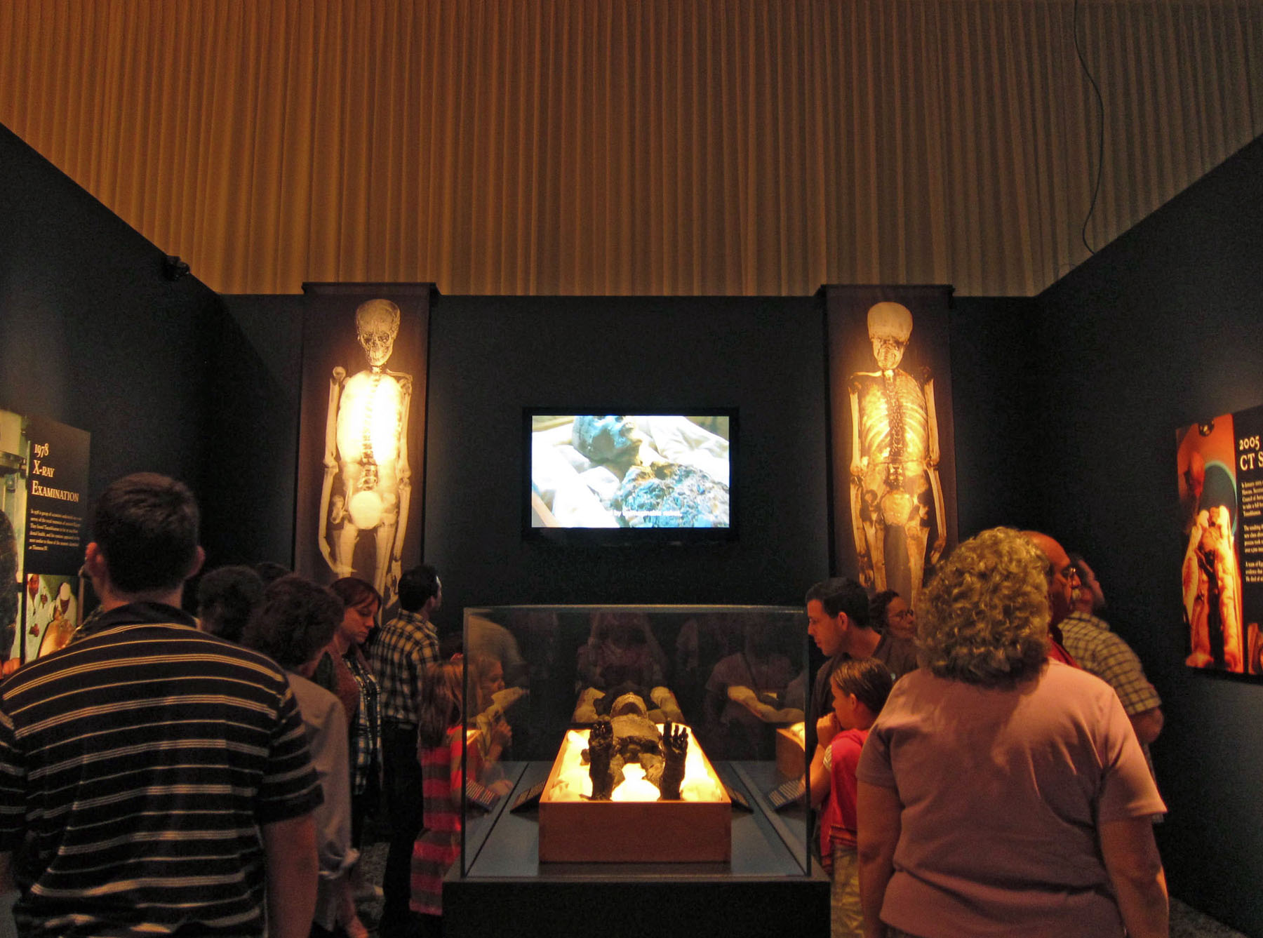 King tut exhibit atlanta