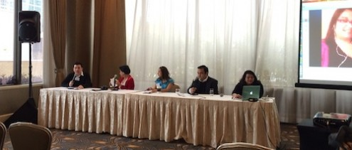 NAHJ region 5 panel feature