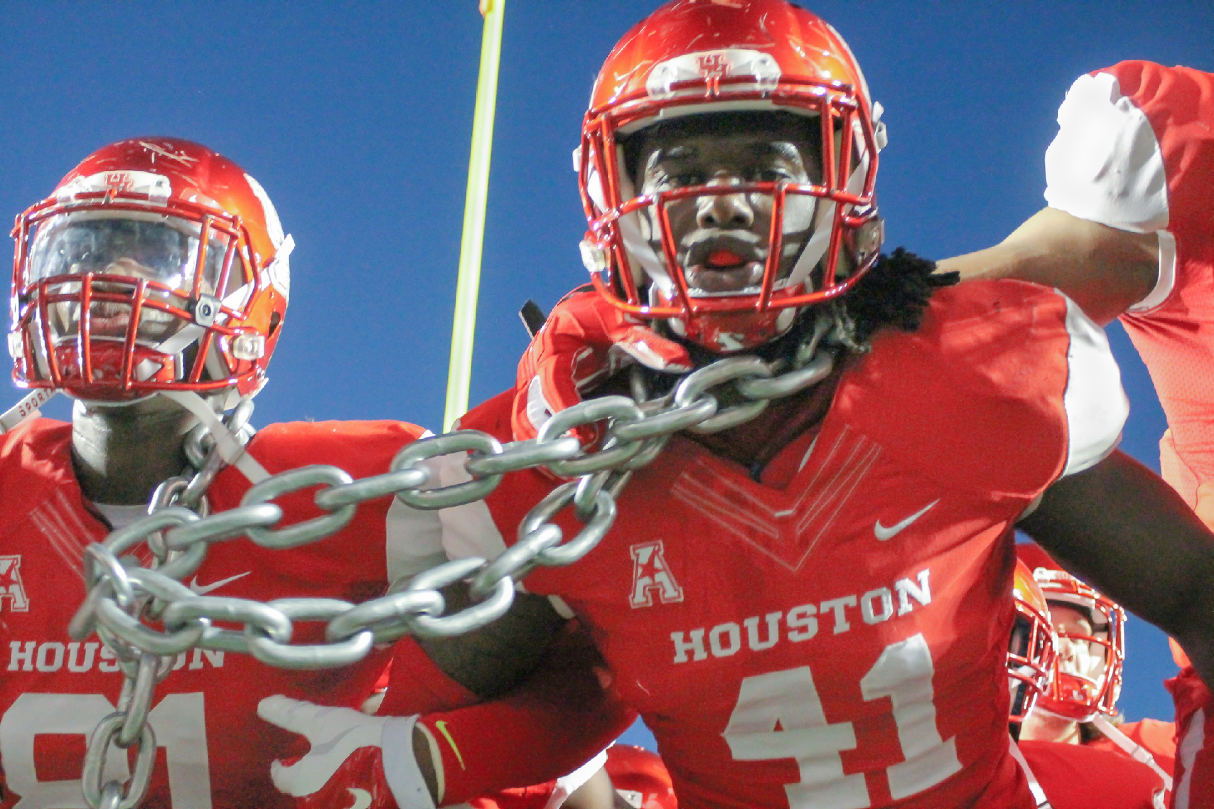UH Football: University of Houston vs Memphis (Photo Gallery