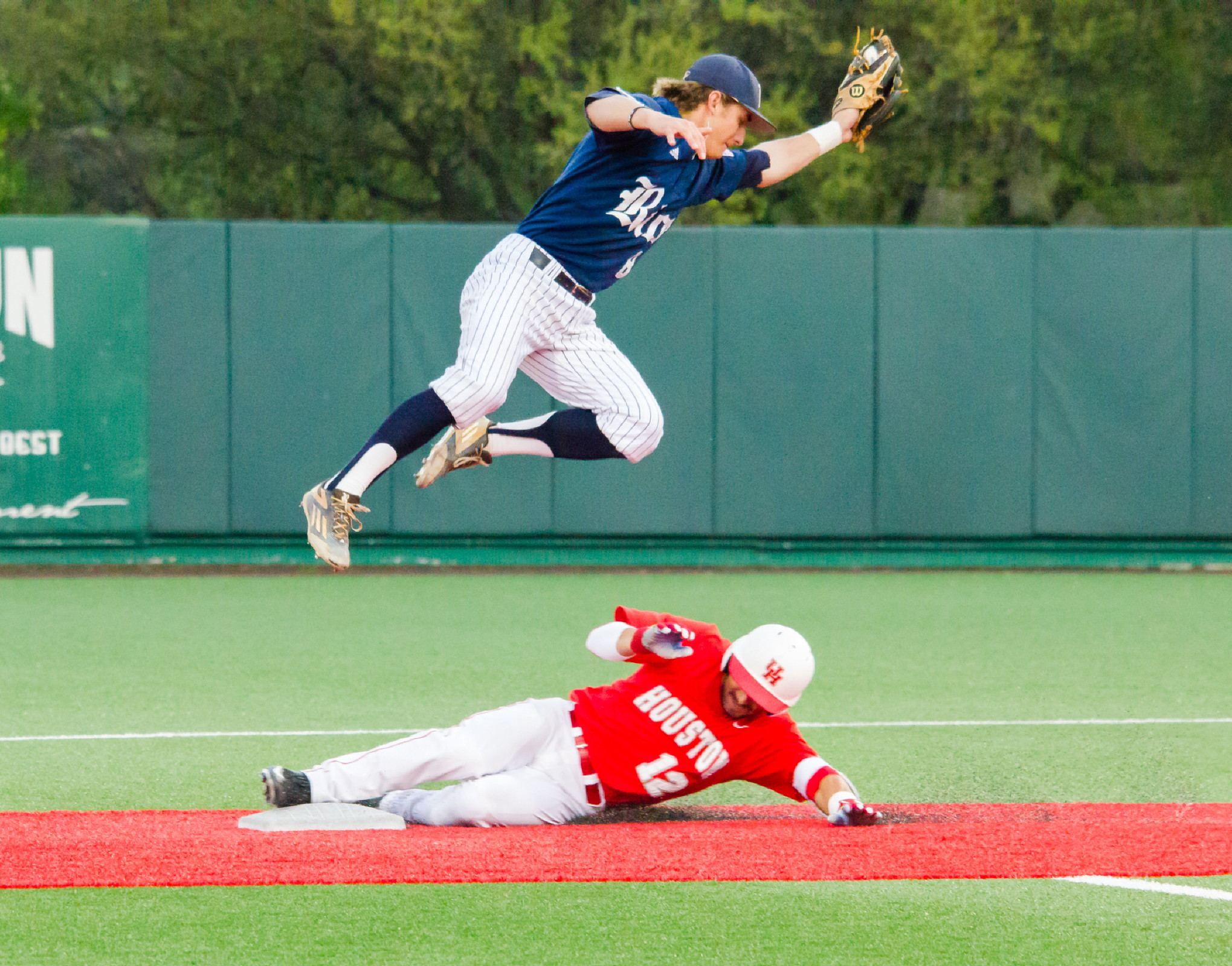 college baseball: university of houston vs rice (photo gallery